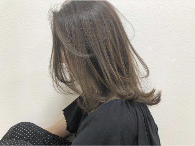 秋におすすめのヘアカラーはベージュ系カラー☆オーガニック
